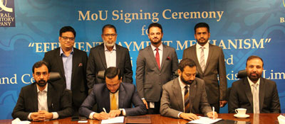 BankIslami Pakistan and CDC have signed an MoU for Efficient Payment Mechanism.