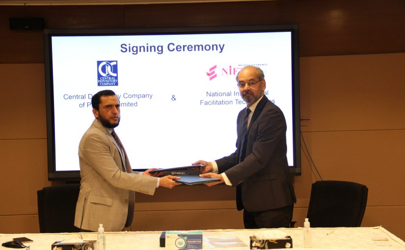 """CDC signs agreement with NIFT for enabling digital payments for its initiative """"Emlaak Financials"""